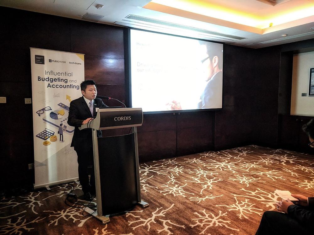 Hewlett-Parkard Datacentre presentation