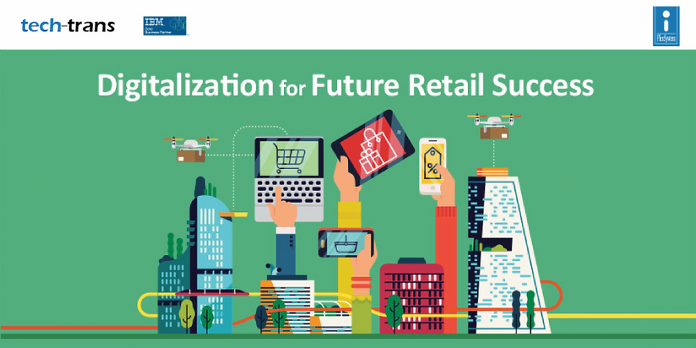 Digitalization for Future Retail Success