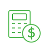 BBHRMS ICON_Green white-22_Budget.png