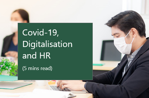 Covid-19, Digitalisation and HR