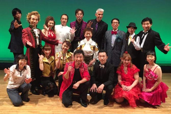 日本巡迴演出