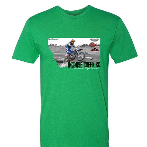 2020 Horse Creek XC Short Sleeve Tee