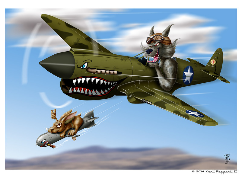 Wolf Bomber