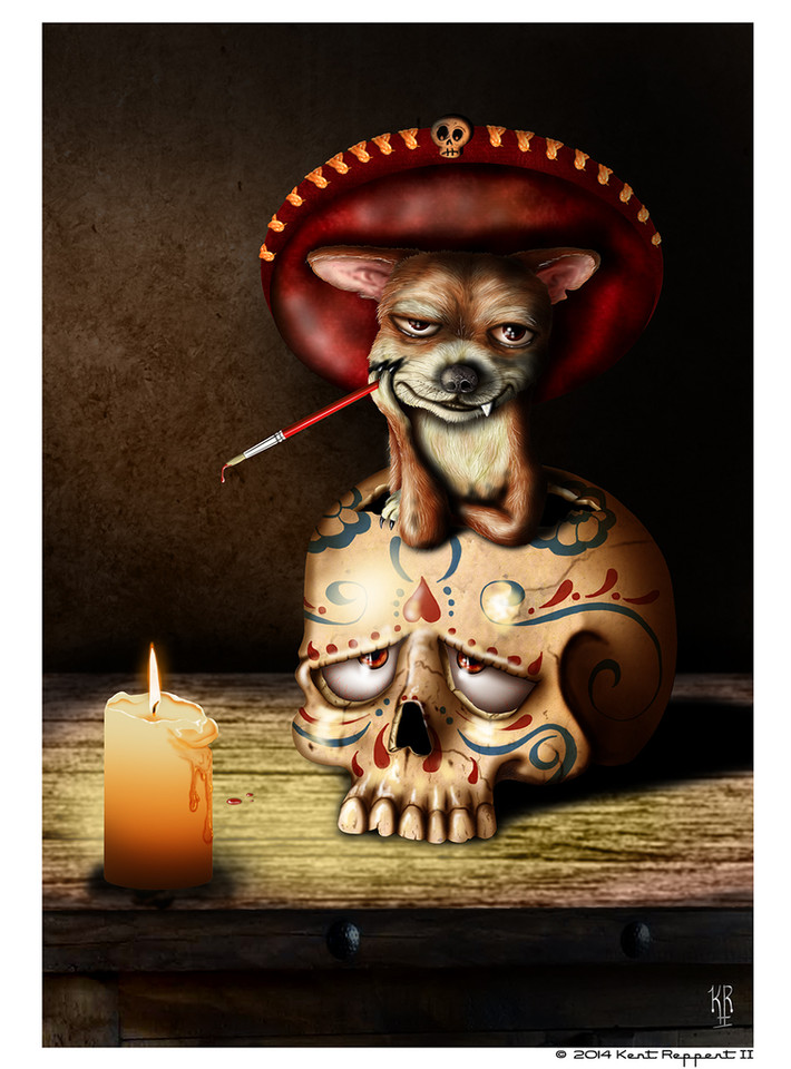 Day of the Chihuahua
