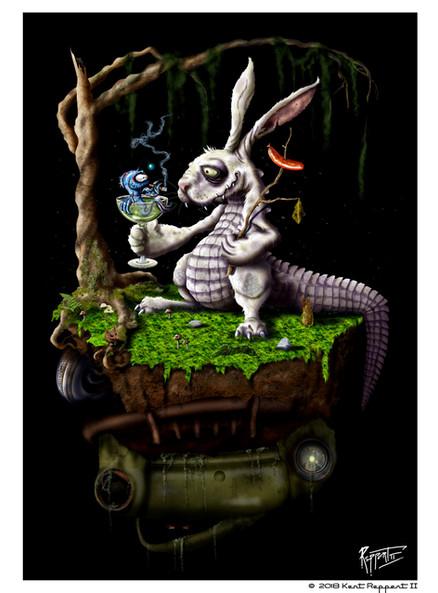 Hobo Hare Gator
