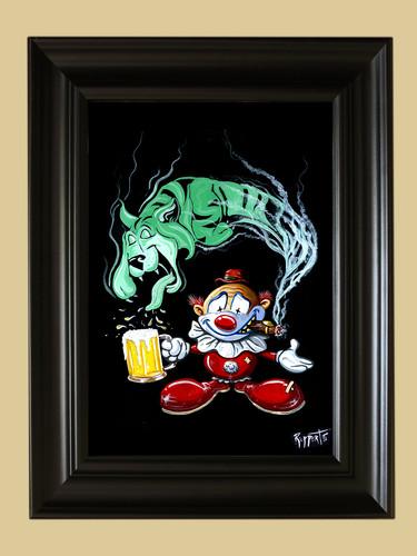 Smokey the Clown