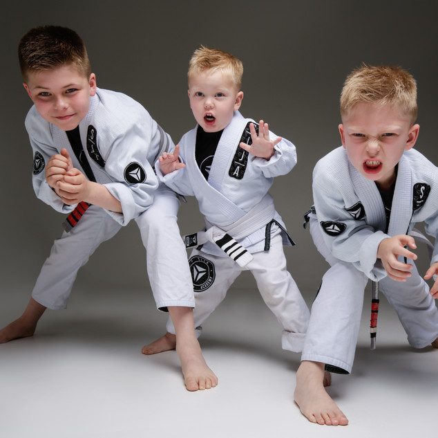 karate Kids Photography