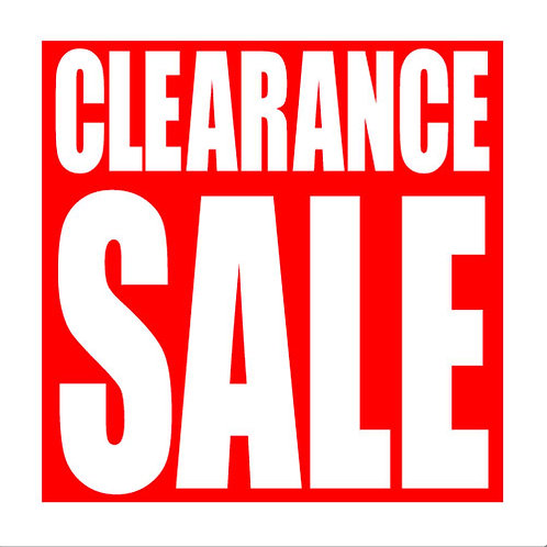 Clearance Sale - Digital Images