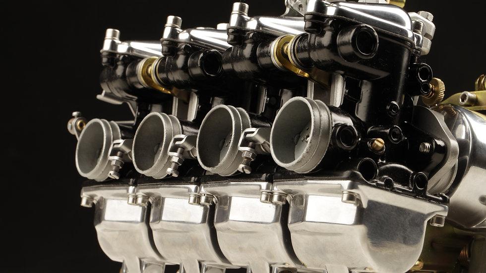 1969 - 1972 Honda CB350/400 Four Carburetors