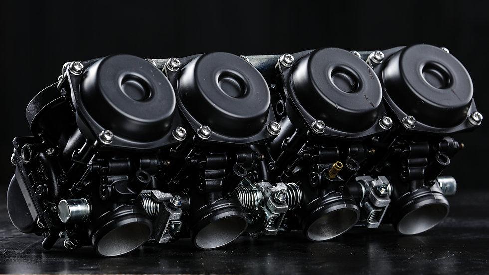 1985 GSX1100EFE - Carburetors