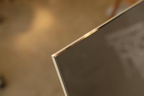 $849 40x30 inches acrylic/frame/framed canvas