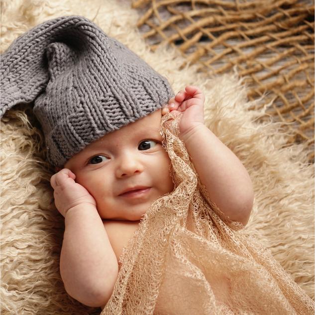 Small baby photo