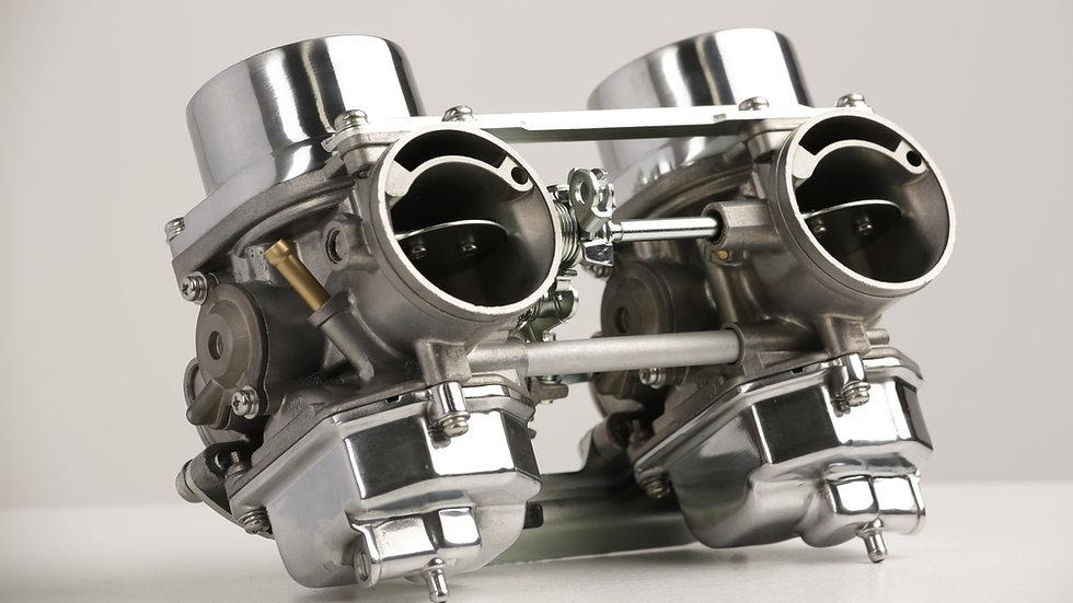 1980-81 Honda CB400 - Carburetors