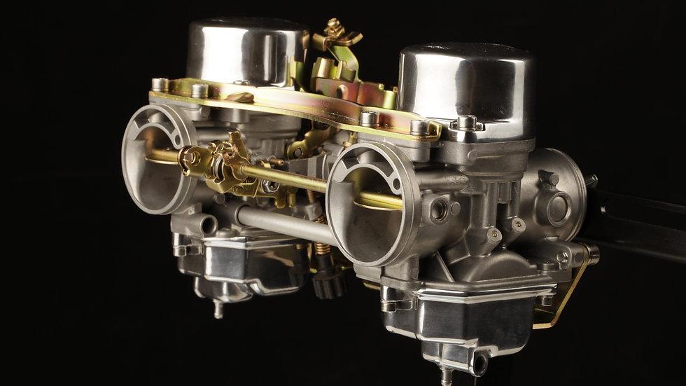 1981 Honda CX500 - Carburetors
