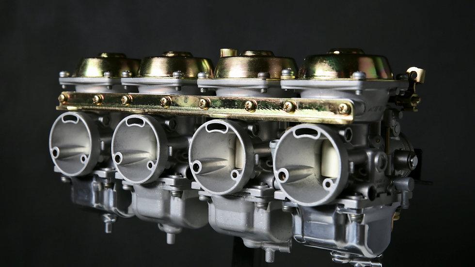 1985 Yamaha FJ1200 - Carburetors