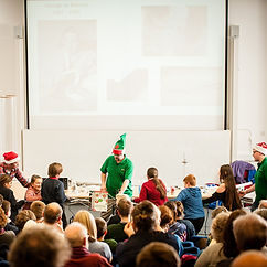 Christmas lecture