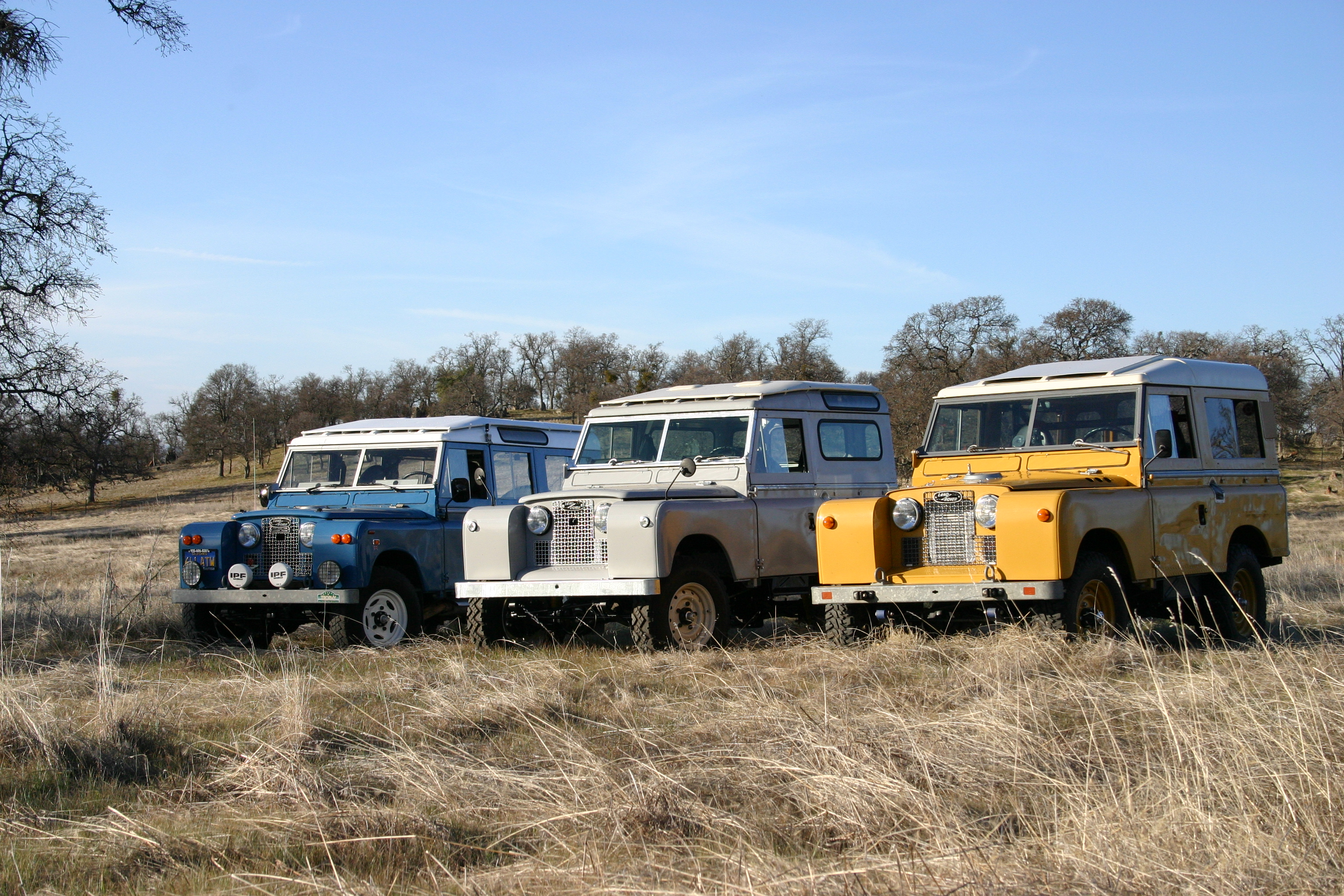 Land Rover Series II / IIA