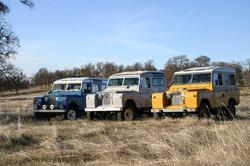 Land Rover Series II / IIA