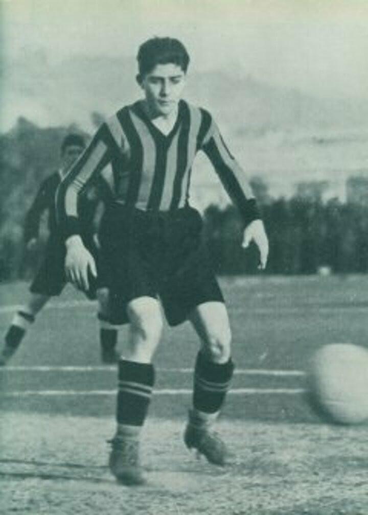 Genç Giuseppe Meazza