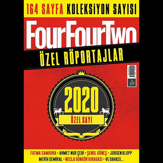 FourFourTwo 2020 Özel Sayısı (BASILI)