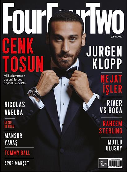 FourFourTwo Türkiye Şubat 2020 Sayısı