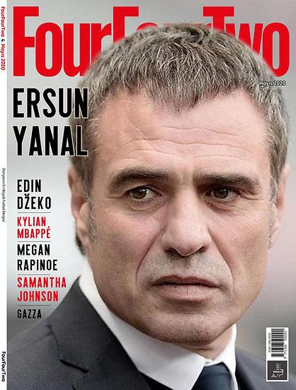 FourFourTwo Türkiye Mayıs 2020 Sayısı