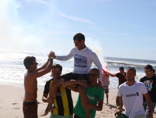 Miguel Rocha faz festa na Vagueira!