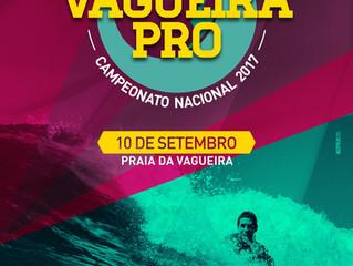Vagueira Pro realiza-se no domingo