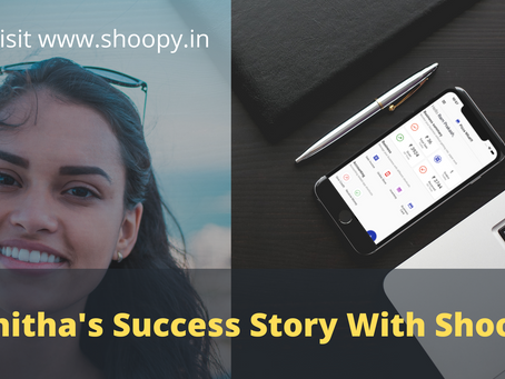 The Shoopy's Happy Users Story - Helping Small Business Reach One Step Closer To Their Business Goal