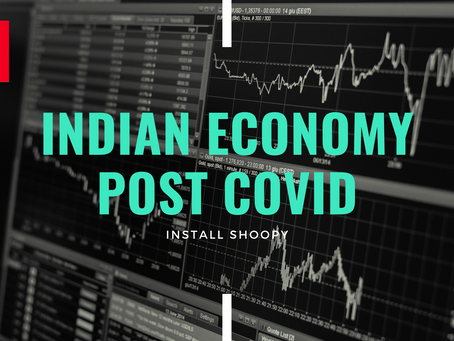 Indian economy and small businesses post covid 19