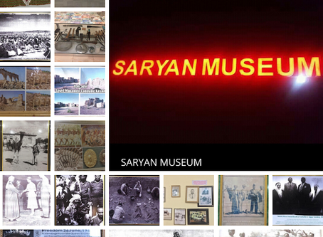 Saryan Museum, The Home of the Arts, Culture and Heritage of Somaliland