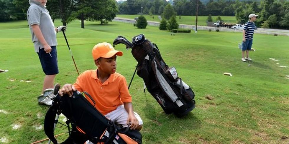 Kids' Golf Equipment Pantry