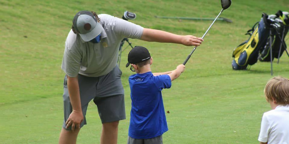 Bronze Level Summer Golf Camp (July 19th - 21st)