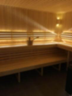 Sauna, soin minceur à Lyon