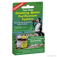 Coghlan's Drinking Water Treatment (Case 12)