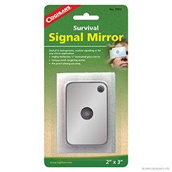 "Coghlan's Signal Mirror 2""x3"" (Case 6)"