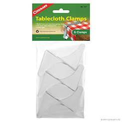Coghlan's Table Cloth Clamps (Case 12)
