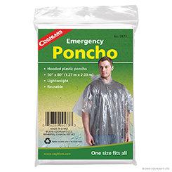 Coghlan's Emergency Poncho (Case 24)