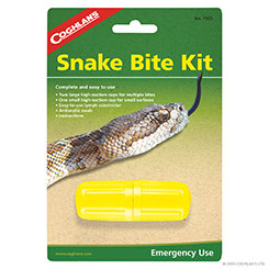 Coghlan's Snake Bite Kit (Case 12)