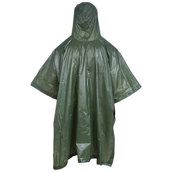All-Weather™ Waterproof Poncho (Case 6)