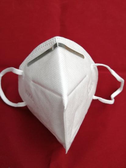 WS KN95 Standard Mask, Bulk 100 pieces