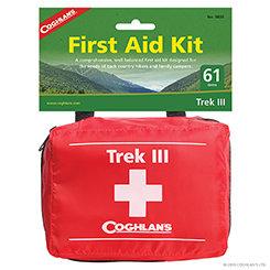 Coghlan's Trek III First Aid Kit Pack (Case 6)