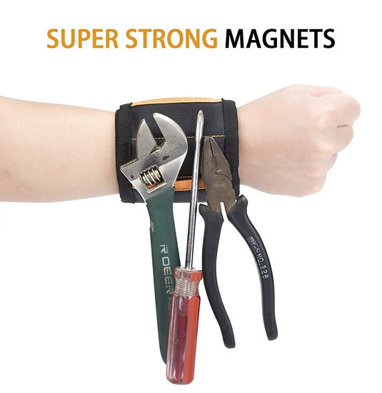 WS Magnetic Utility Wristband (Case 12)