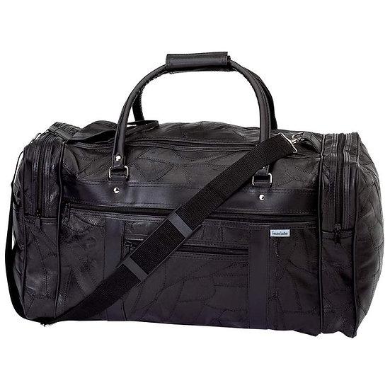 "Embassy™ Italian Stone™ Design Genuine Leather 21"" Tote Bag (Case 3)"