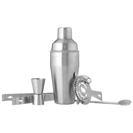 Wyndham House™ 5pc Stainless Steel Bar Set (Case 6)