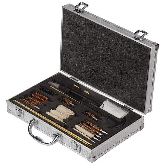 Wildshot™ Deluxe Gun Cleaning Kit with Aluminum Case (Case 6)