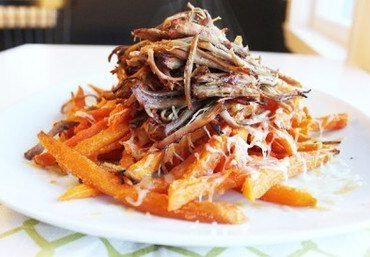 Pulled Pork Sweet Potato Hash Browns (Case 6)
