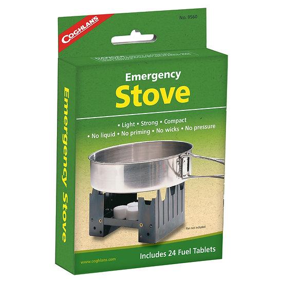 Coghlan's Emergency Stove (Case 12)