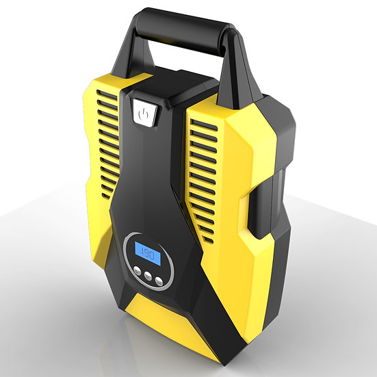 WS Digital Auto Air Compressor (Case 6)