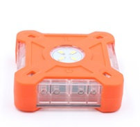 WS Compact Heavy Duty Work/Safety Warning Light (Case 20)